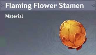 How to Get Flaming Flower Stamen and Effects