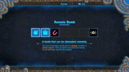 BOTW - Master Mode Bomb