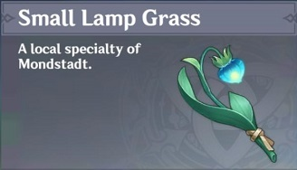 How to Get Small Lamp Grass and Effects