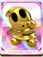 Shy Guy (Gold)