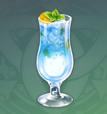 Berry and Mint Burst Image