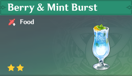How to Get Berry & Mint Burst and Effects