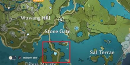 Bird Egg Location - Genshin Impact.png
