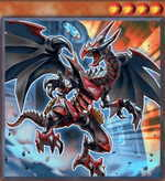 Red-Eyes Retro Dragon