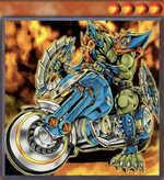 Diskblade Rider