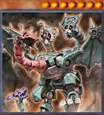 Ancient Gear Hydra