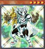 Terratiger the Empowered Warrior