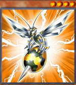 Armored Bee
