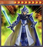 Legendary Knight Critias