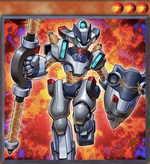 Alpha The Electromagnet Warrior