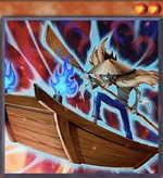 Ghost Charon the Underworld Boatman