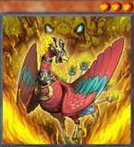 Fire King Avatar Garunix