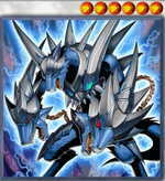 Celestial Wolf Lord Blue Sirius