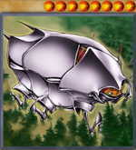 Metal Armored Bug