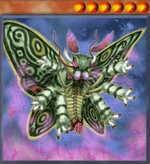 Scary Moth