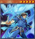 Blue Dragon Ninja