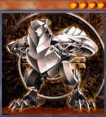 Horus the Black Flame Dragon LV4