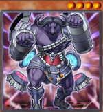 Gladiator Beast Dimacari