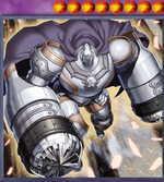 Gem-Knight Zirconia