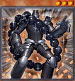 Gem-Knight Obsidian