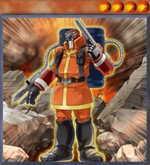 Rescue Warrior