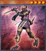 "Karakuri Ninja MDL 919 ""Kuick"""