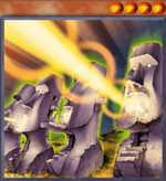 Moai Interceptor Cannons