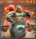 Kayenn the Master Magma Blacksmith