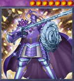 Gem-Knight Amethyst