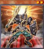 Key Man the Key Warrior