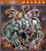 Ancient Gear Gadjiltron Chimera