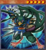 Assault Blackwing - Kunai the Drizzle