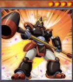 Superheavy Samurai Kabuto