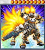 Superheavy Samurai Beast Kyubi