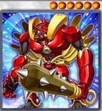 Superheavy Samurai Ogre Shutendoji