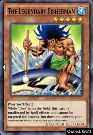 The Legendary Fisherman