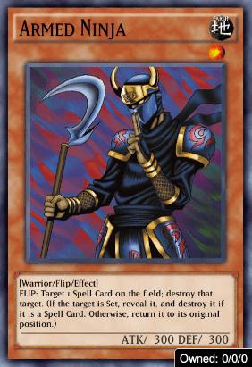 Armed Ninja