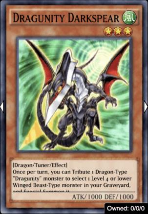 Dragunity Darkspear