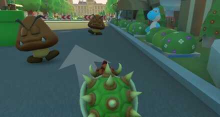 Goomba and Pipe (Paris Promenade).jpg