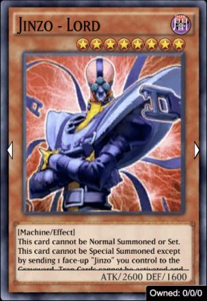 Jinzo - Lord
