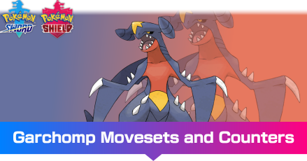 Pokemon - Garchomp Movesets and Counters.png