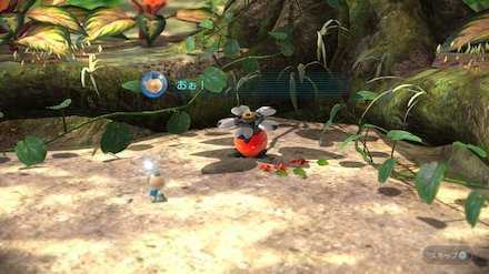 Throw Pikmin to bring down the onion.jpg