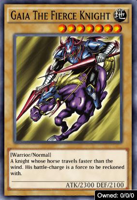 Gaia The Fierce Knight