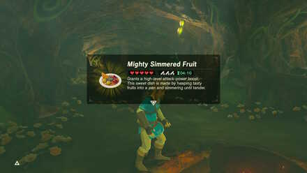 BOTW - Mighty Simmered Fruit Normal