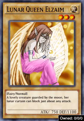 Lunar Queen Elzaim