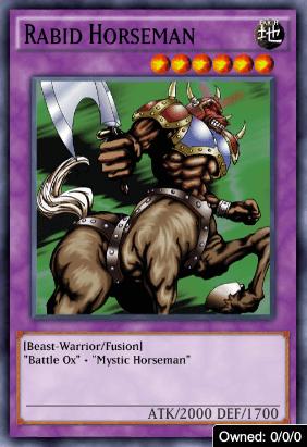 Rabid Horseman