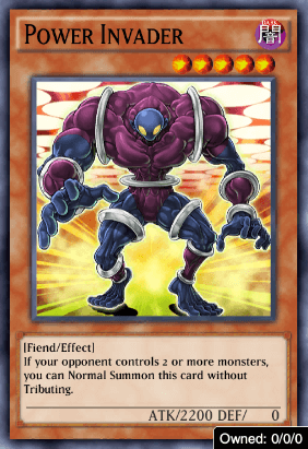 Power Invader