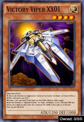 Victory Viper XX03
