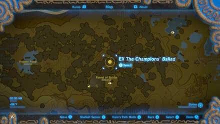 BOTW - The Champion