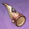 Black Crystal Horn Image